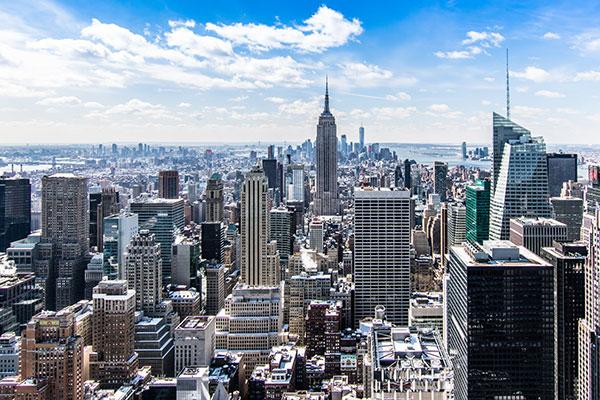budget pour partir à new york