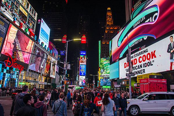 louer voiture à new york