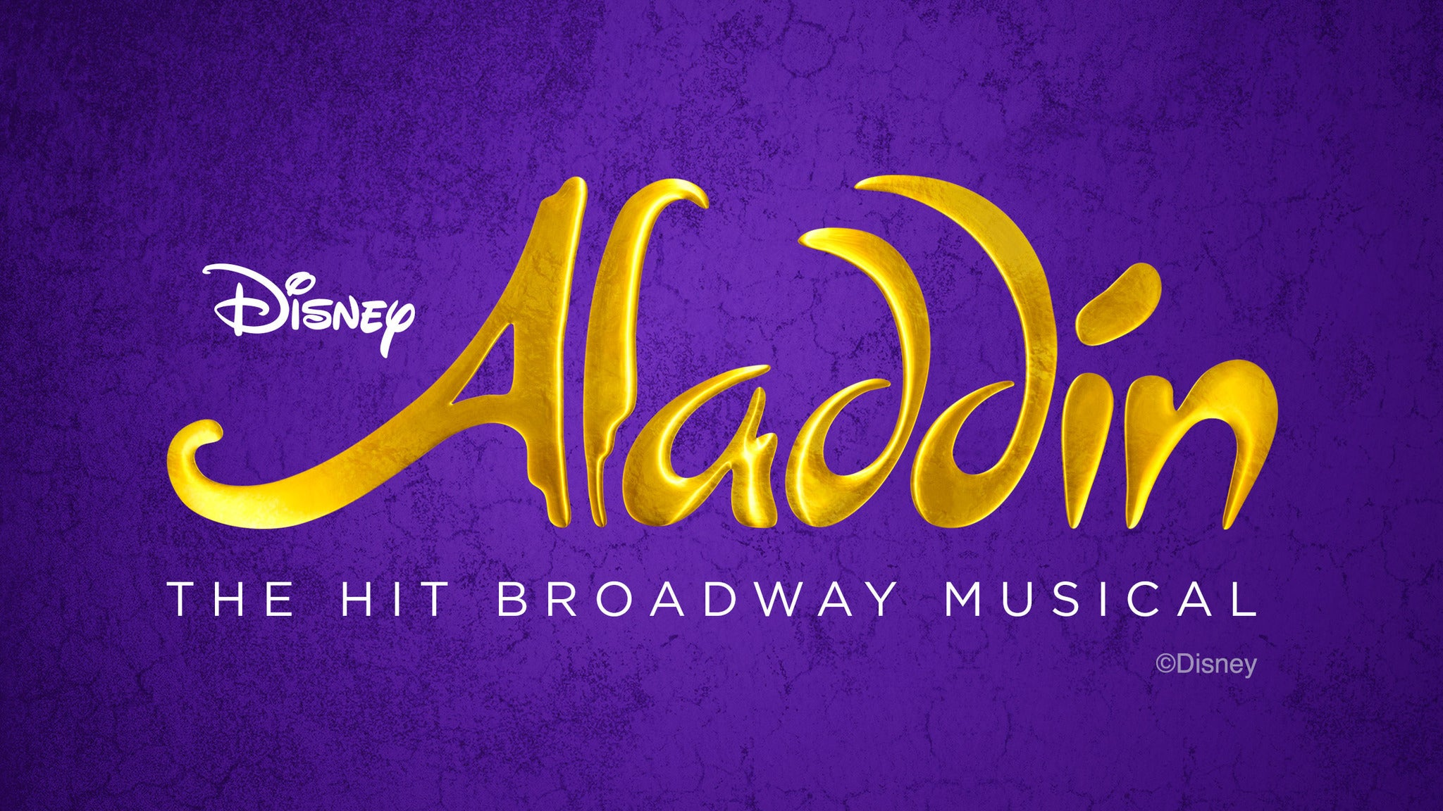 Aladdin à Broadway