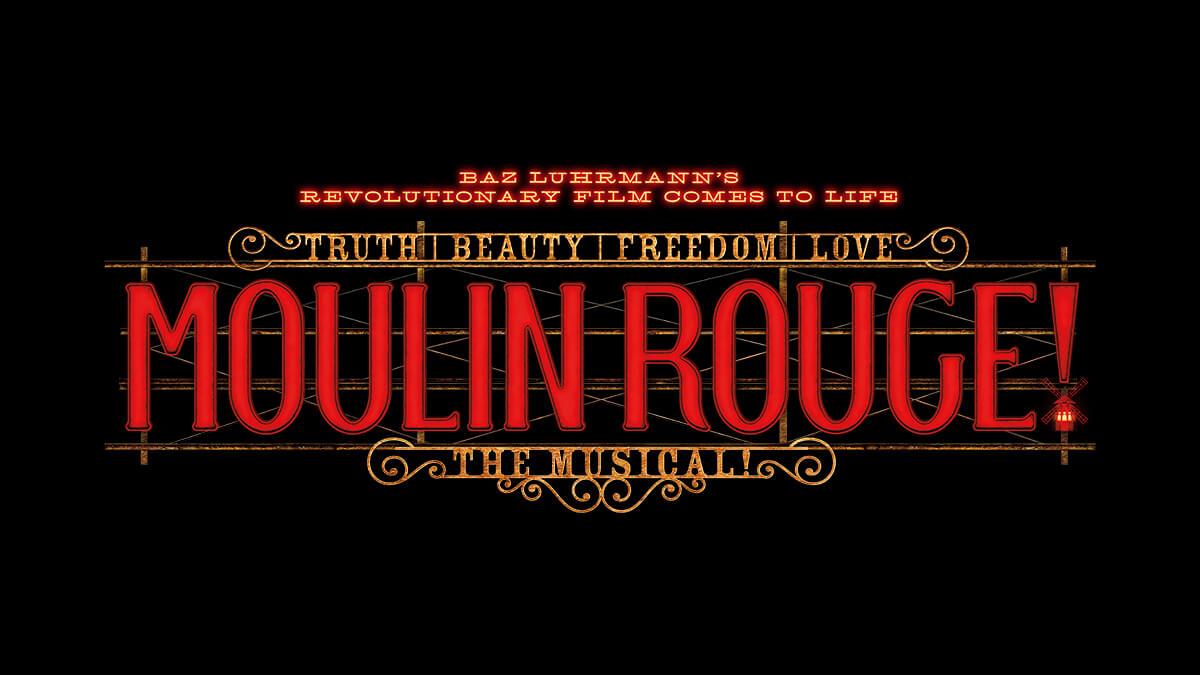billet Moulin Rouge broadway